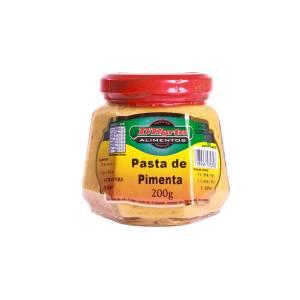 PASTA DE PIMENTA 200G