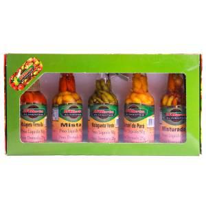 Kit Pimenta 5 x 1 Box